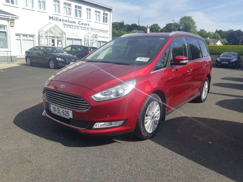 Ford Galaxy TITANIUM 2.0 150BHP