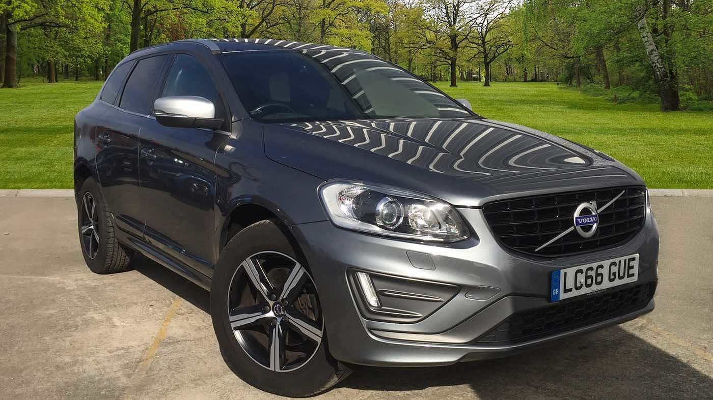 Volvo XC60 D5 AWD R-Design Lux Nav Automatic
