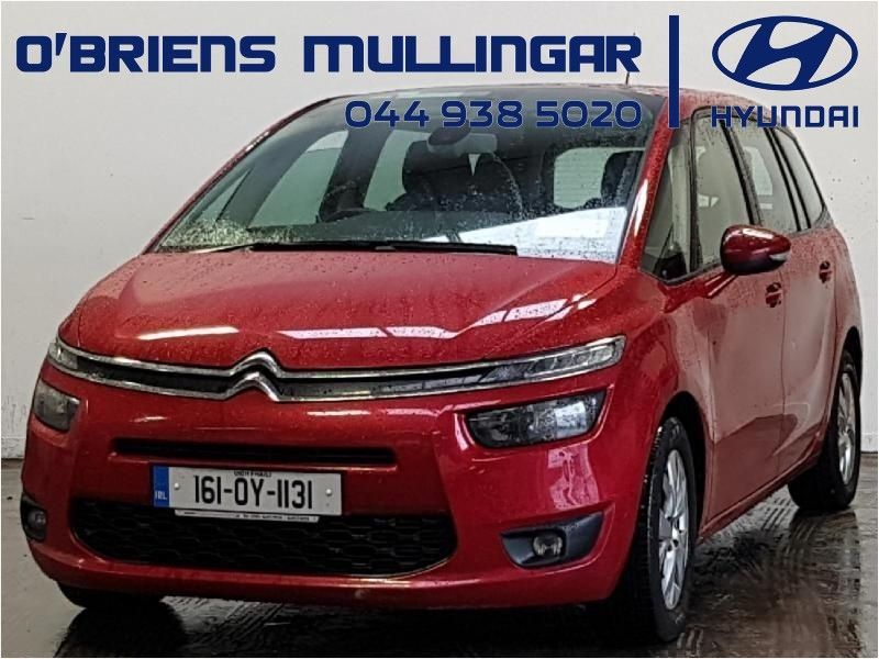 Citroen C4 BLUE HDI120 SS EAT6 VTR+ 4D AUTOMATIC