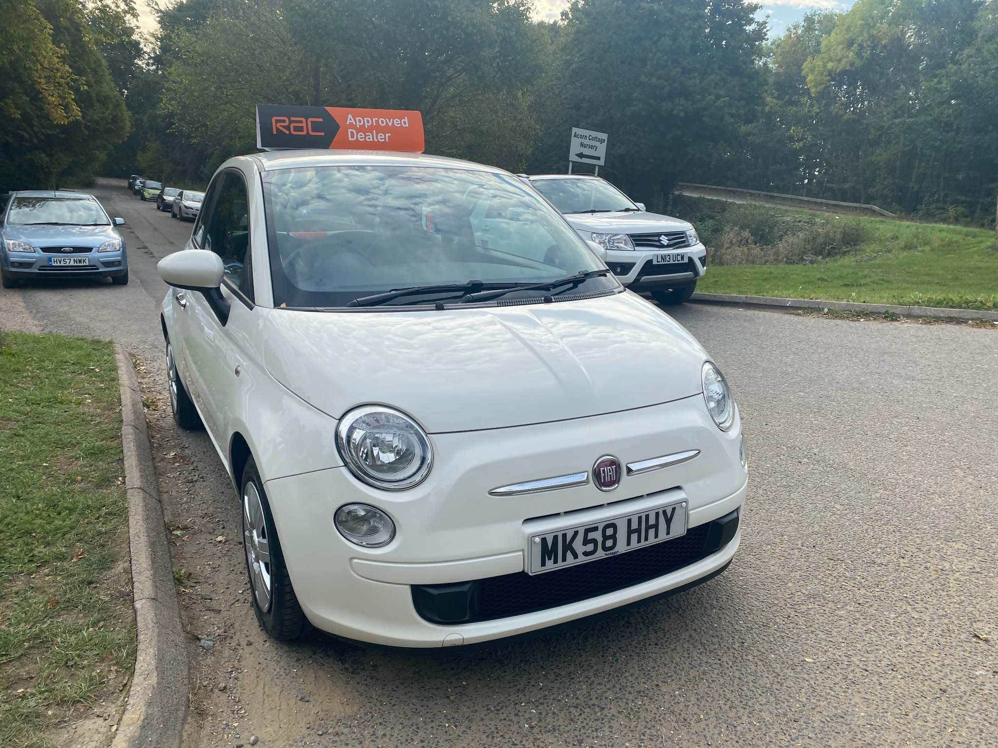 Used Fiat 500 for sale
