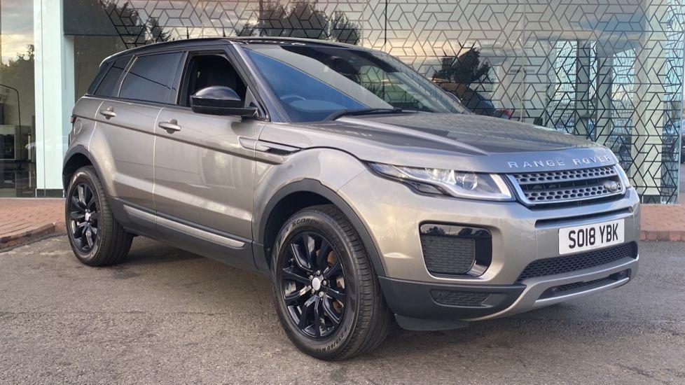 Used 2018 Range Rover Evoque Diesel Hatchback 2.0 TD4 SE 5dr