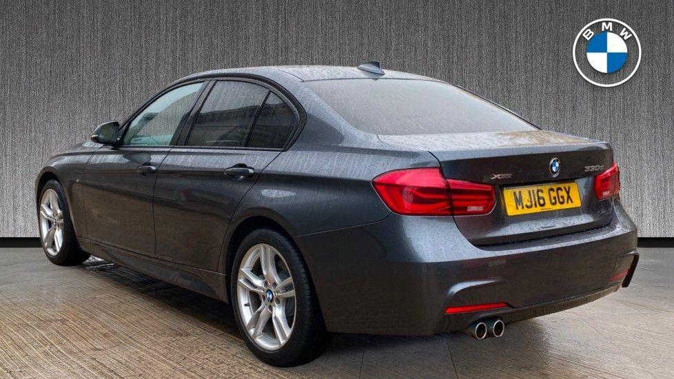 Image 2 - BMW 330d xDrive M Sport Saloon (MJ16GGX)