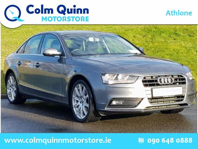 Audi A4 2.0 TDI SE TECHNIK 150PS Auto