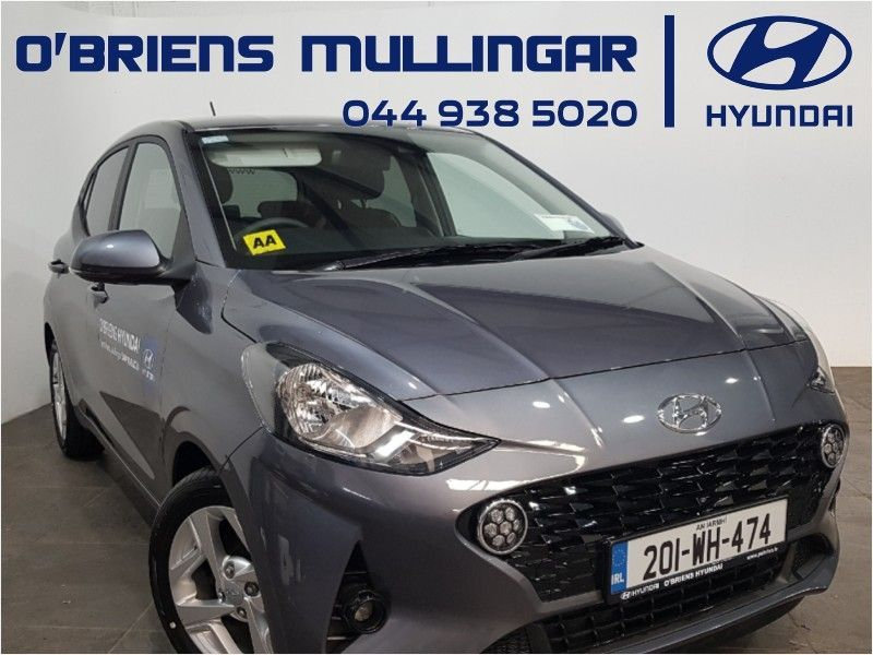 Hyundai i10 (July 2020 orders NOW available) DELUXE PLUS 5DR