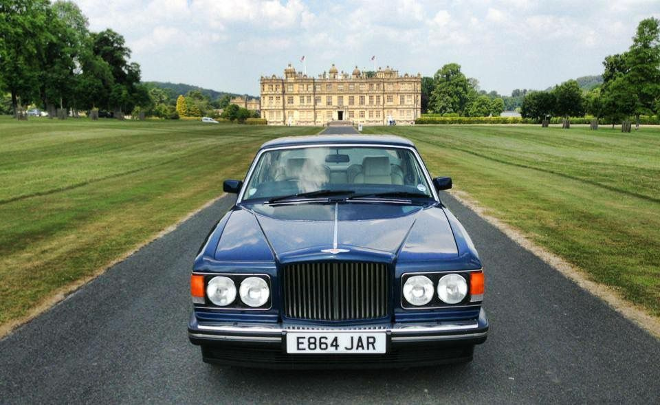 Bentley Turbo R 6.8 4dr Sublime luxury express