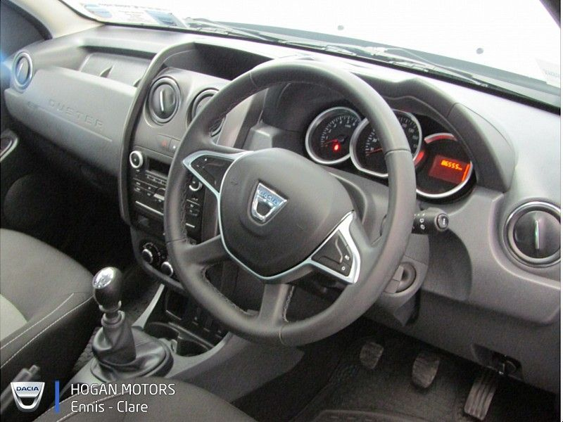 Used Dacia Duster Signature 1.5 Diesel 110 Bhp (2017 (172))