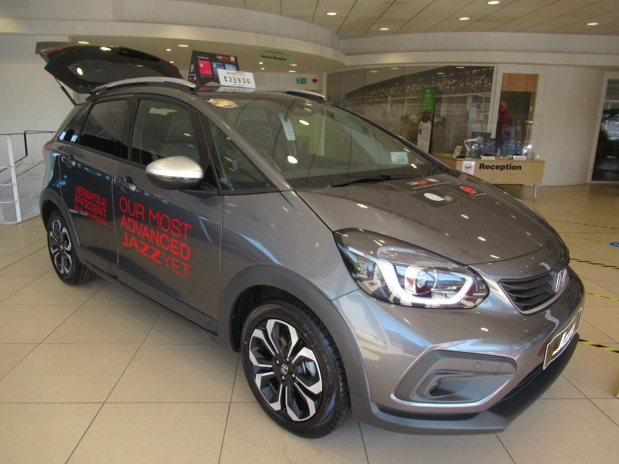 Honda Jazz 1.5 h i-MMD Crosstar EX eCVT (s/s) 5dr
