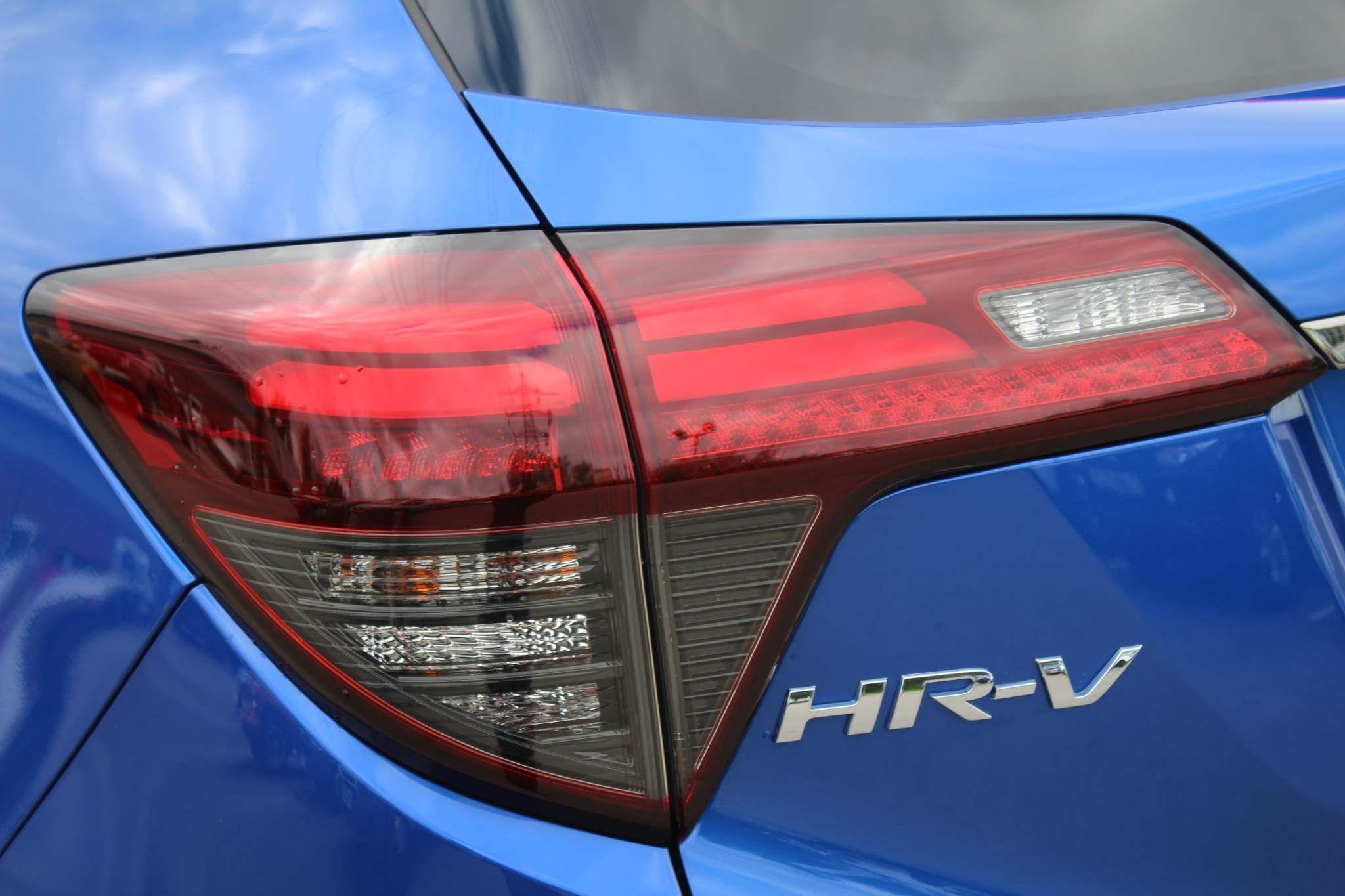 Honda HR-V Images