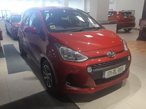 Hyundai i10 DELUXE ( 1.0 Petrol)