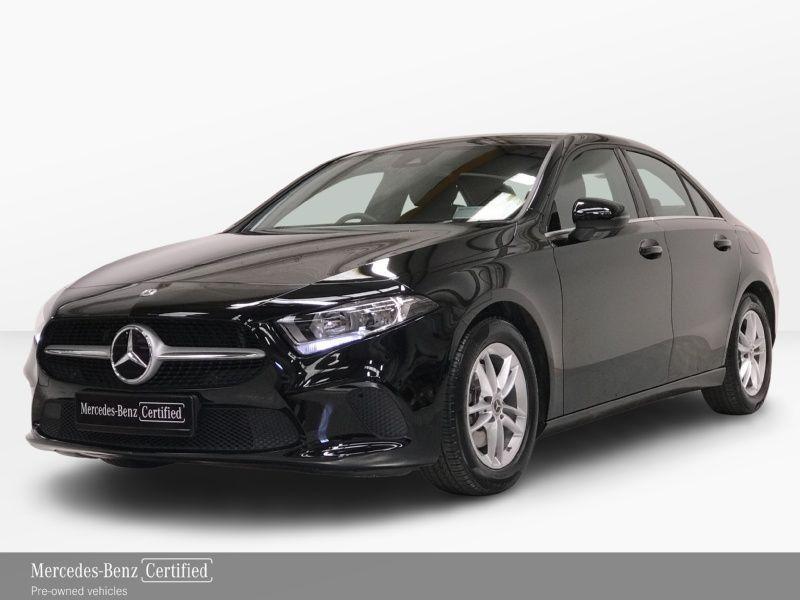 Mercedes-Benz A-Class A180 Saloon