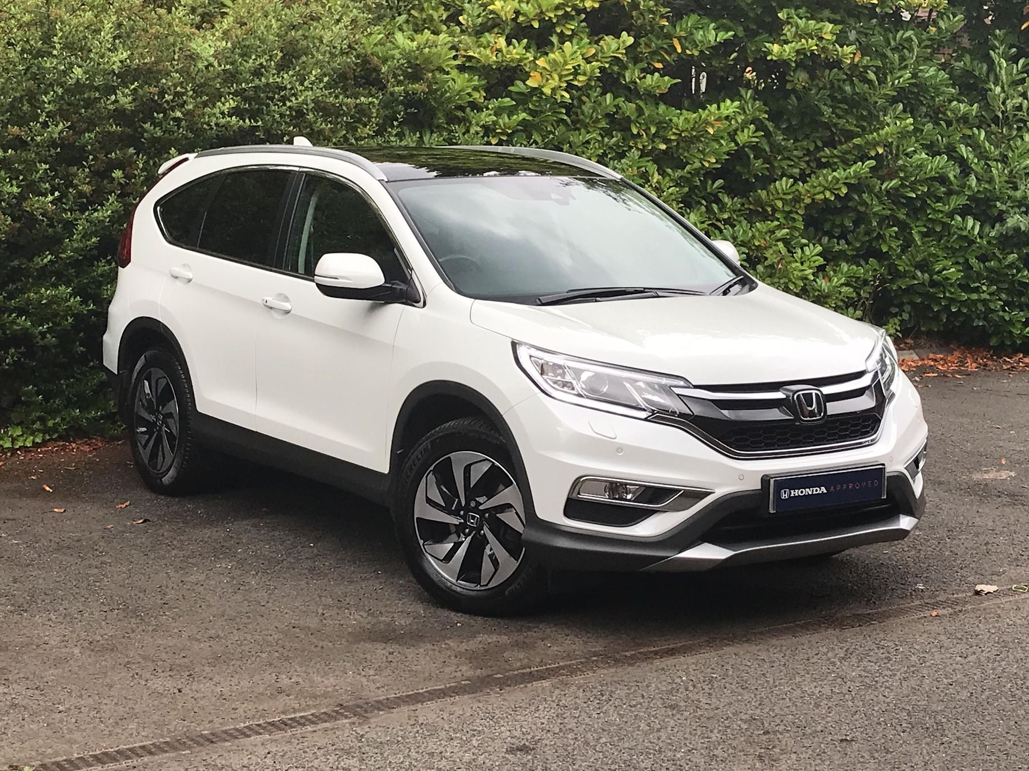 Honda CR-V 1.6 i-DTEC EX (Sensing) Auto 4WD 5dr