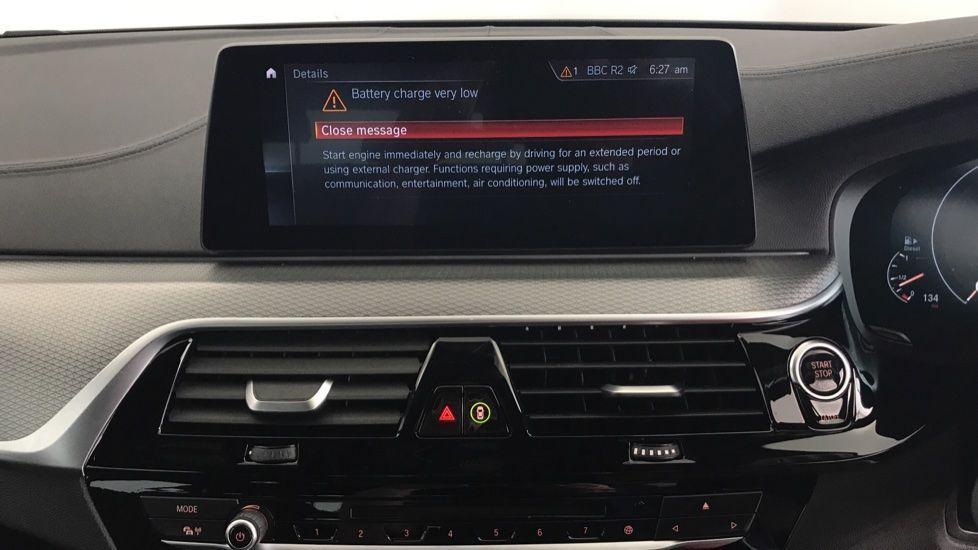 Image 7 - BMW 520d M Sport Touring (YL69UCE)