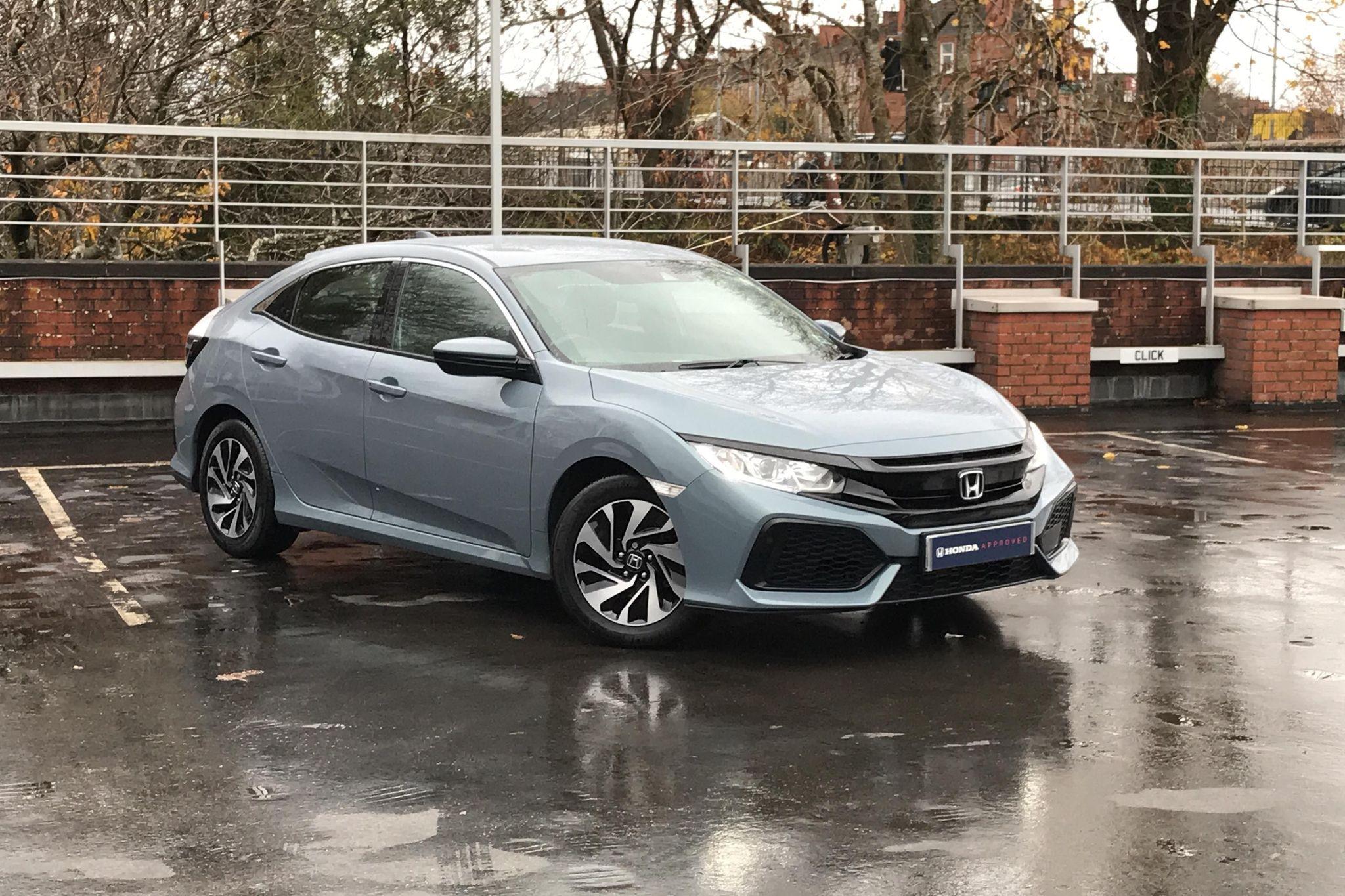 Honda Civic 1.0 VTEC Turbo SE (s/s) 5dr
