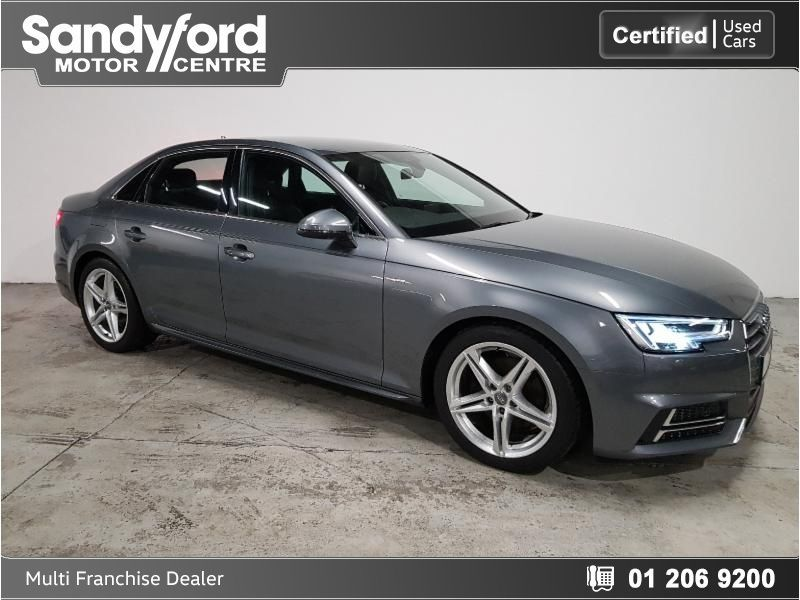 Audi A4 S-Line 150BHP From 361 p/m** 2.0 Diesel