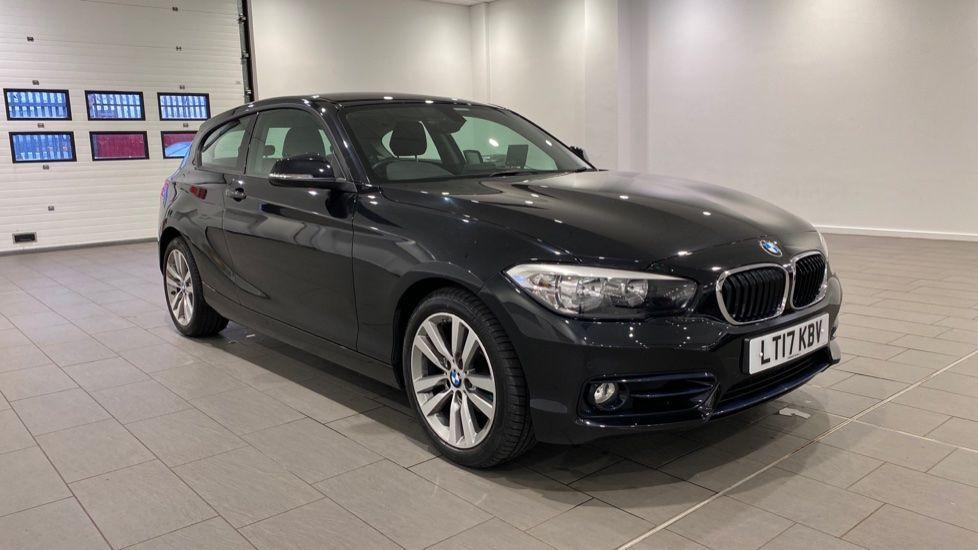 Image 10 - BMW 118i Sport 3-Door (LT17KBV)