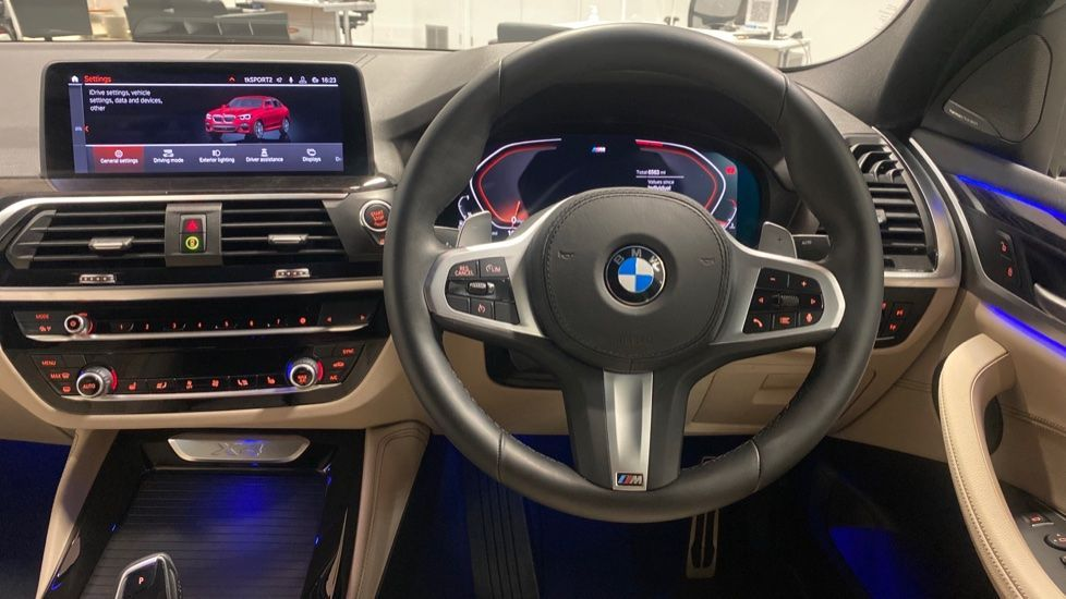 Image 8 - BMW xDrive30d M Sport (PJ20RLZ)