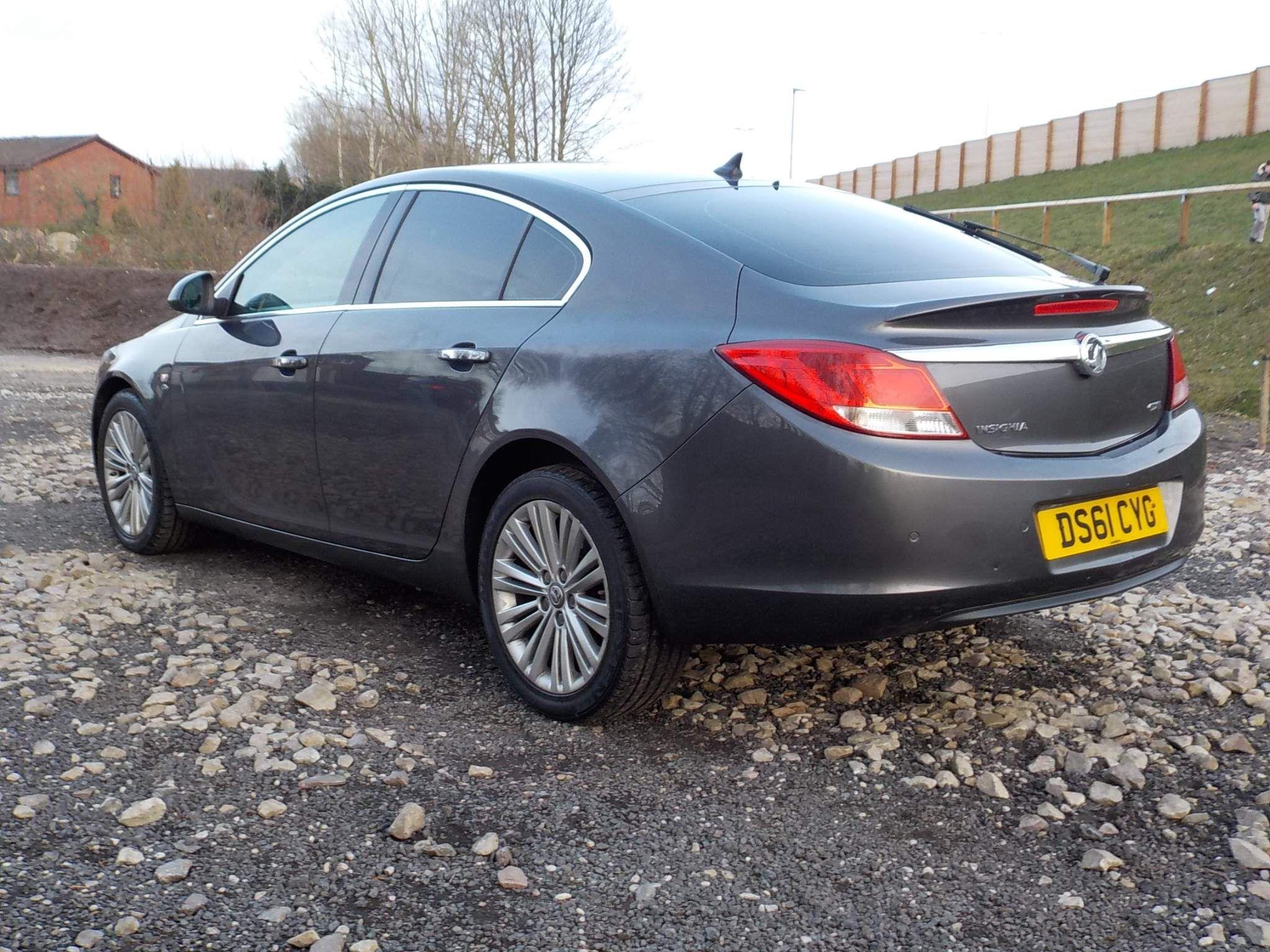 Vauxhall Insignia 2.0 CDTi 16v Elite 5dr