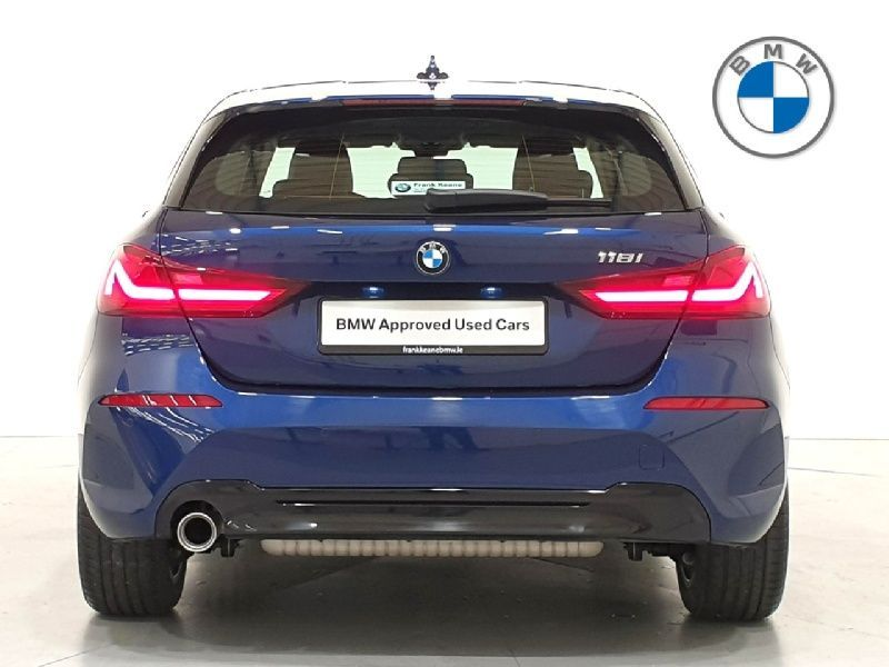 Used BMW 1 Series 118i Sport (2020 (202))