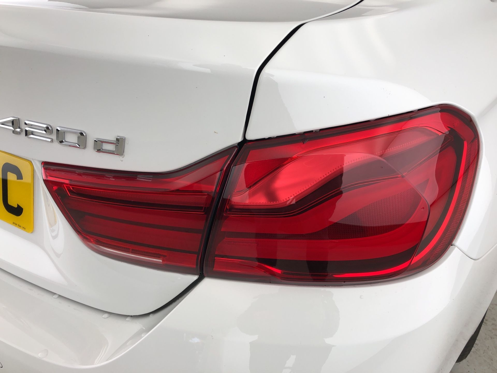 Image 18 - BMW 420d M Sport Gran Coupe (YL68FDC)