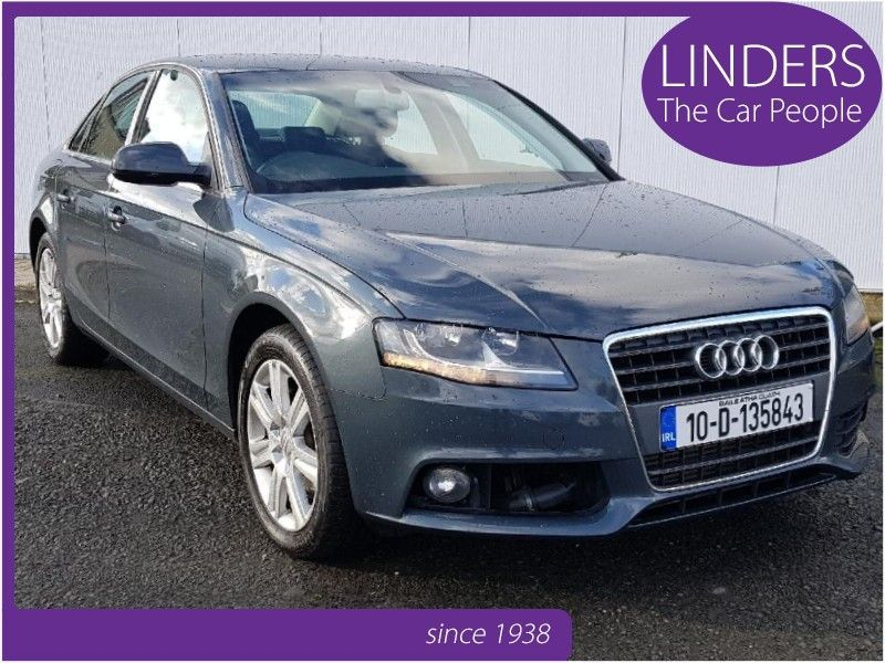 Audi A4 SE Automatic Full Service History