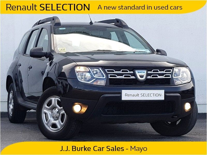 Dacia Duster Alternative Ph2 1.5 dCi 110bhp 4x2