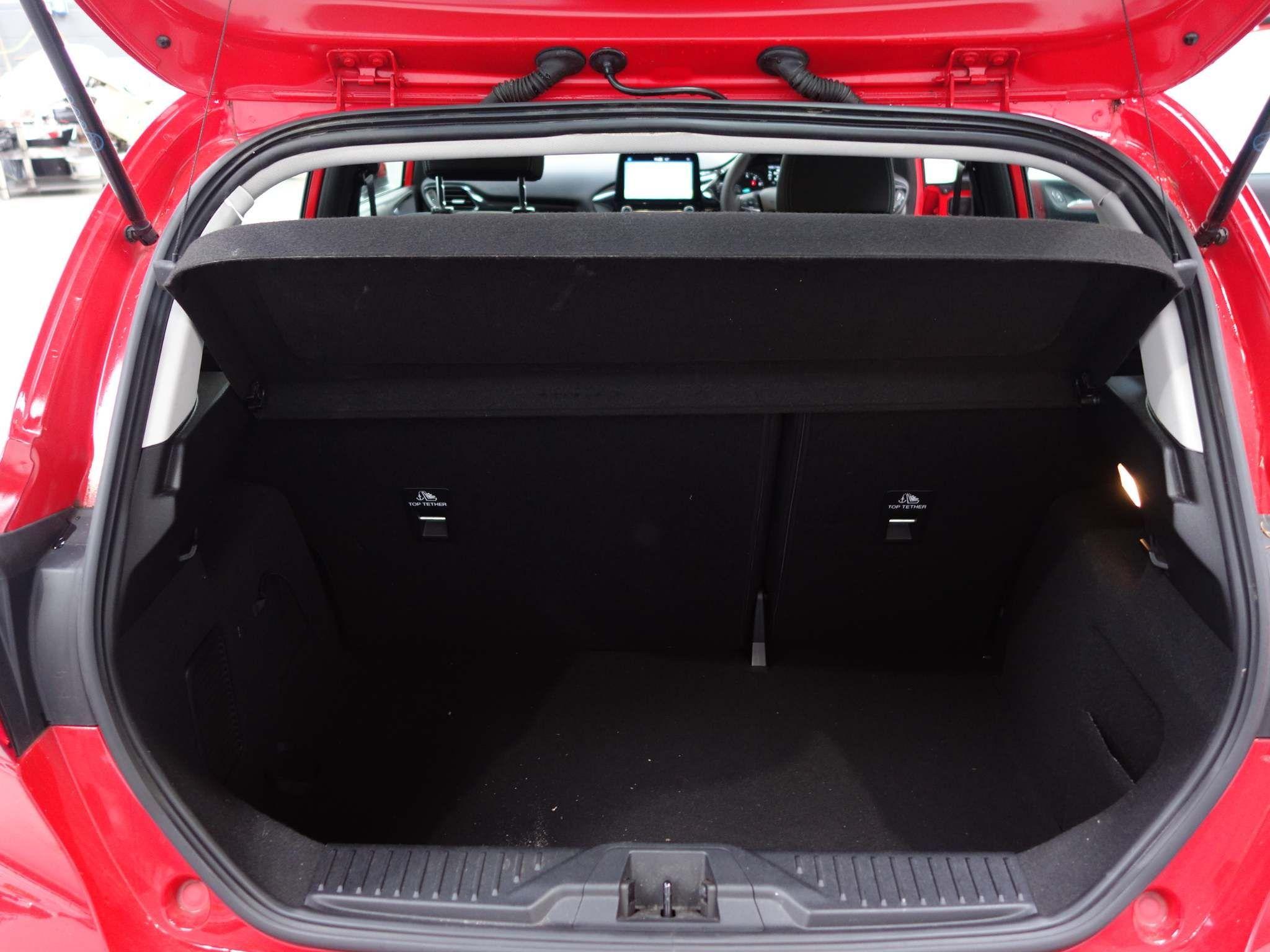 Ford Fiesta 1.0T EcoBoost Zetec (s/s) 5dr – WR68LGU