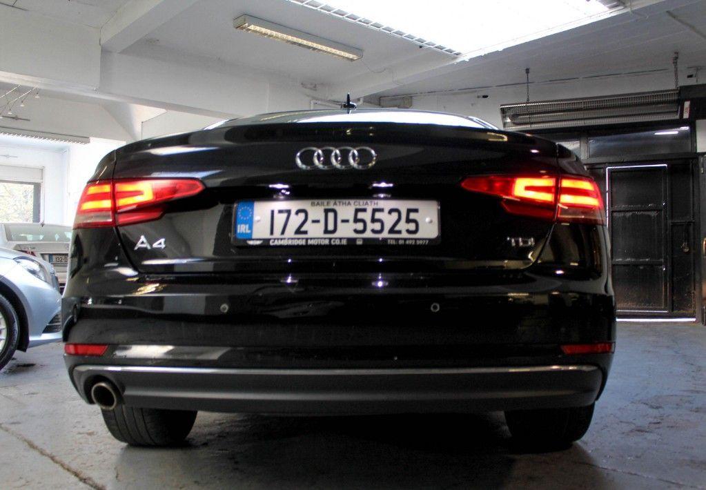 Used Audi A4 2.0 TDI SE FULL BEIGE LEATHER 17
