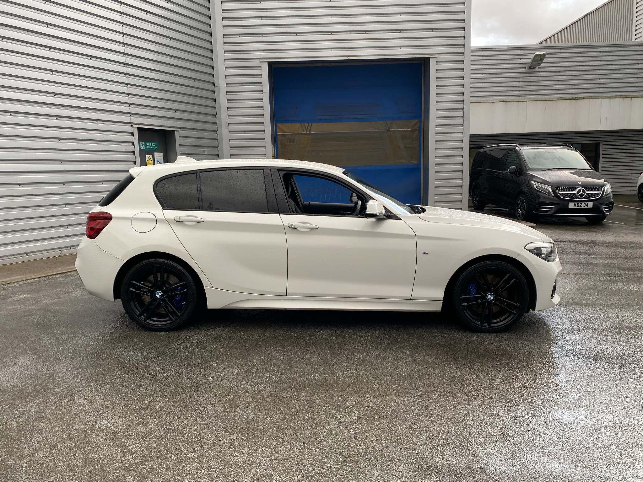Image 3 - BMW 120d M Sport Shadow Edition 5-door (MF67SFO)