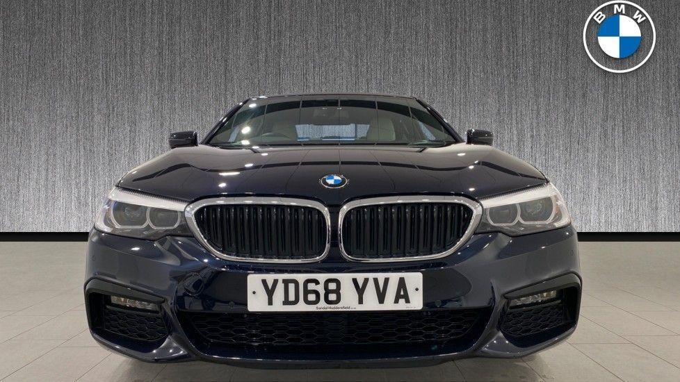 Image 16 - BMW 530e M Sport iPerformance Saloon (YD68YVA)