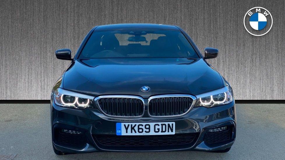 Image 16 - BMW 520i M Sport Saloon (YK69GDN)