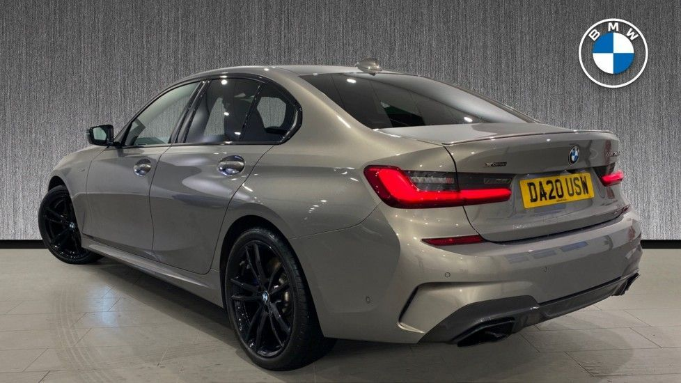 Image 2 - BMW M340d xDrive Saloon (DA20USW)
