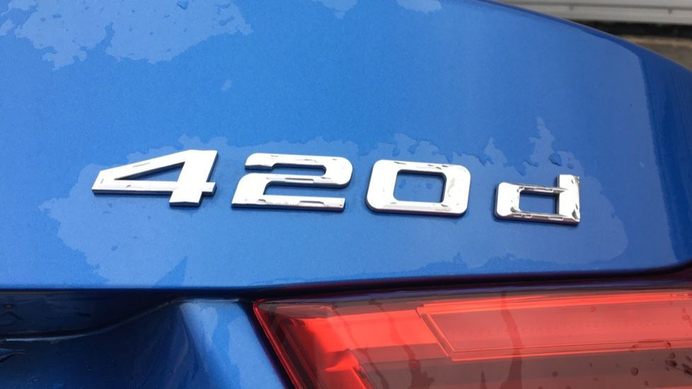 Image 22 - BMW 420d xDrive M Sport Coupe (MA68ORT)