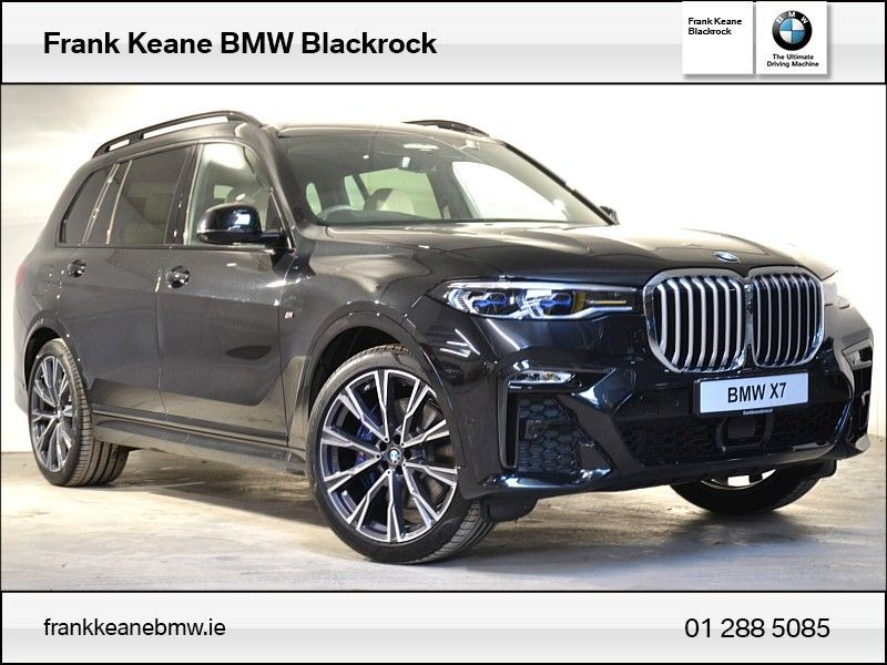 Used BMW X7 xDrive 40i M Sport (2021 (211))