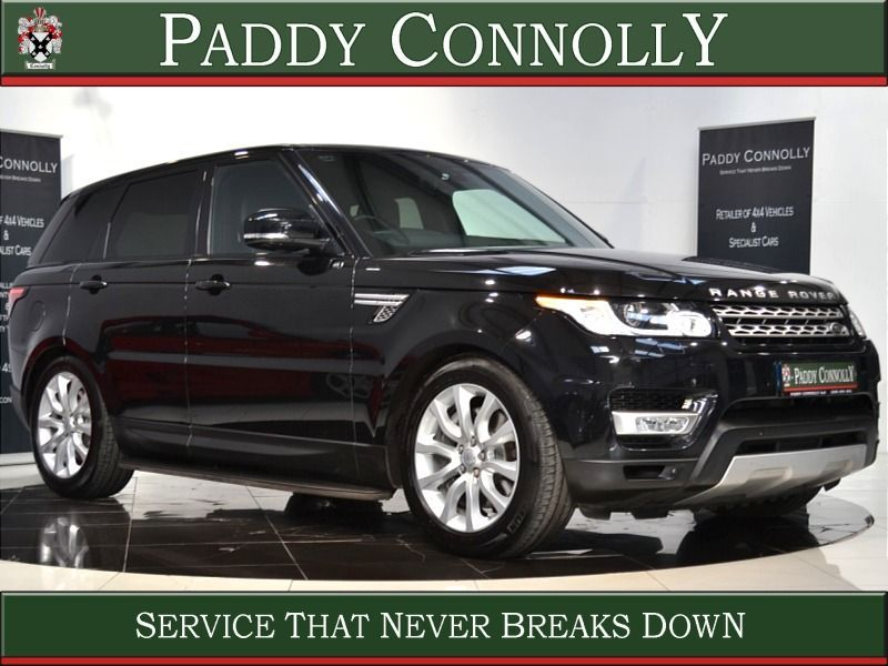 Land Rover Range Rover Sport *2 Seat N1 Commercial Vehicle* HSE SDV6
