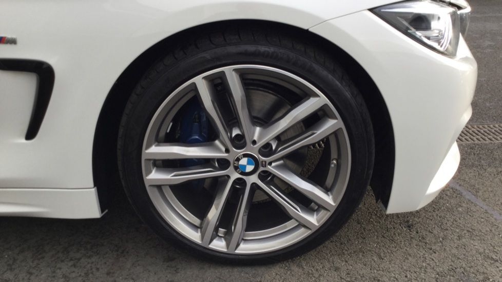 Image 5 - BMW 420d M Sport Gran Coupe (DH19OVF)