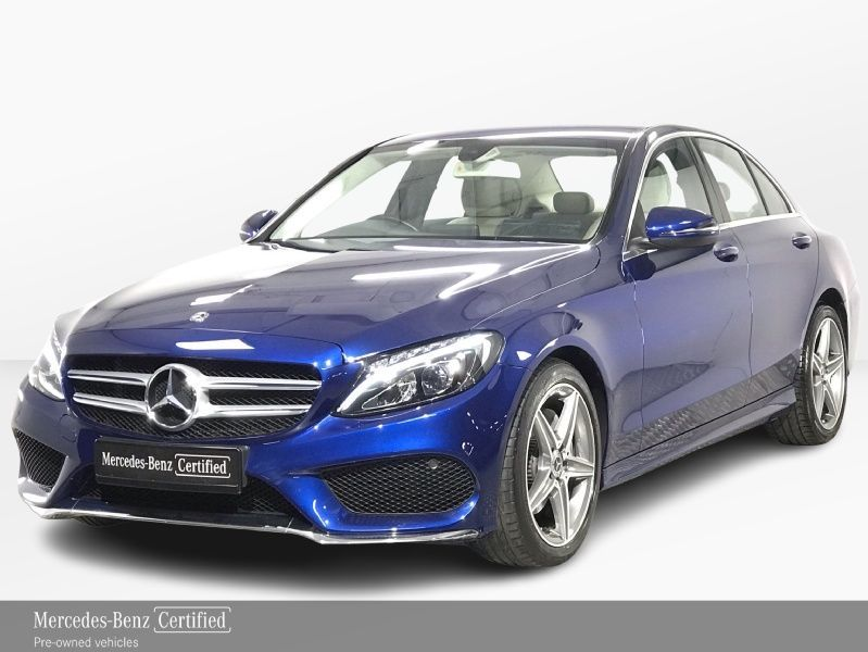 Mercedes-Benz C-Class C180 -  Automatic - 18 Inch Alloys - Reversing Camera - Cruise Control - Heated Seats - Climate Control - Auto Lights & Wipers - Satellite Navigation