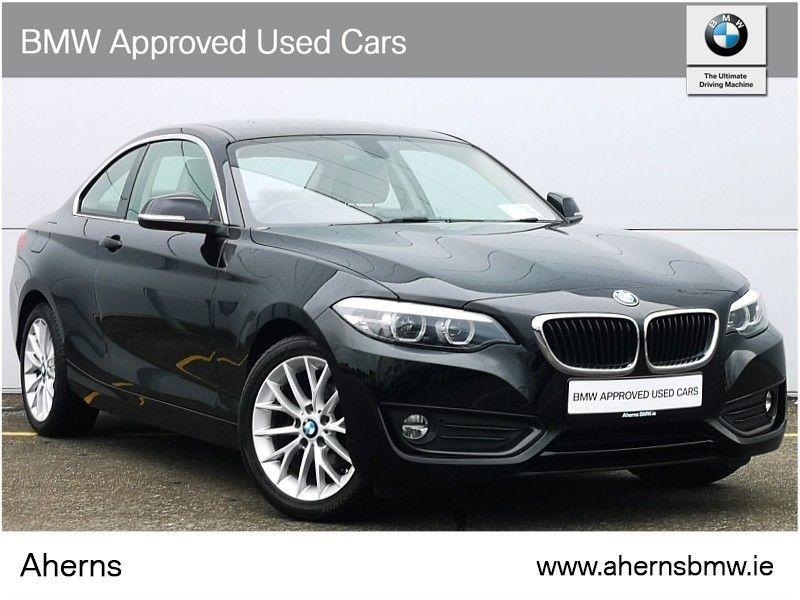 BMW 2 Series 218d SE Coupe
