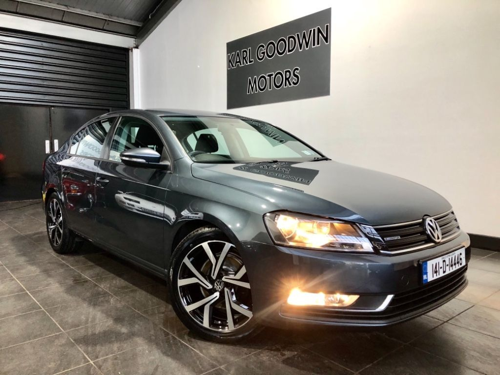 Volkswagen Passat BLUEMOTION 1.6 TDI 6 SPEED