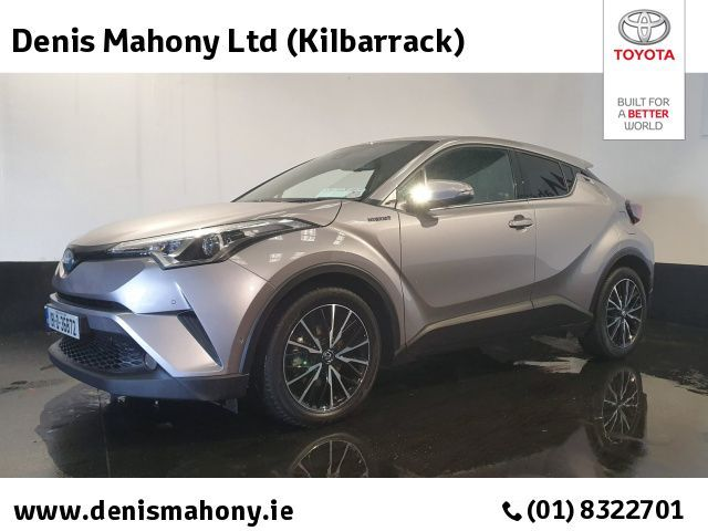 Toyota C-HR NEARLY NEW C-HR HYBRID SOL AUTOMATIC/SELECTION OF COLOURS AVAILABLE/LIMITED STOCK @ DENIS MAHONY KILBARRACK