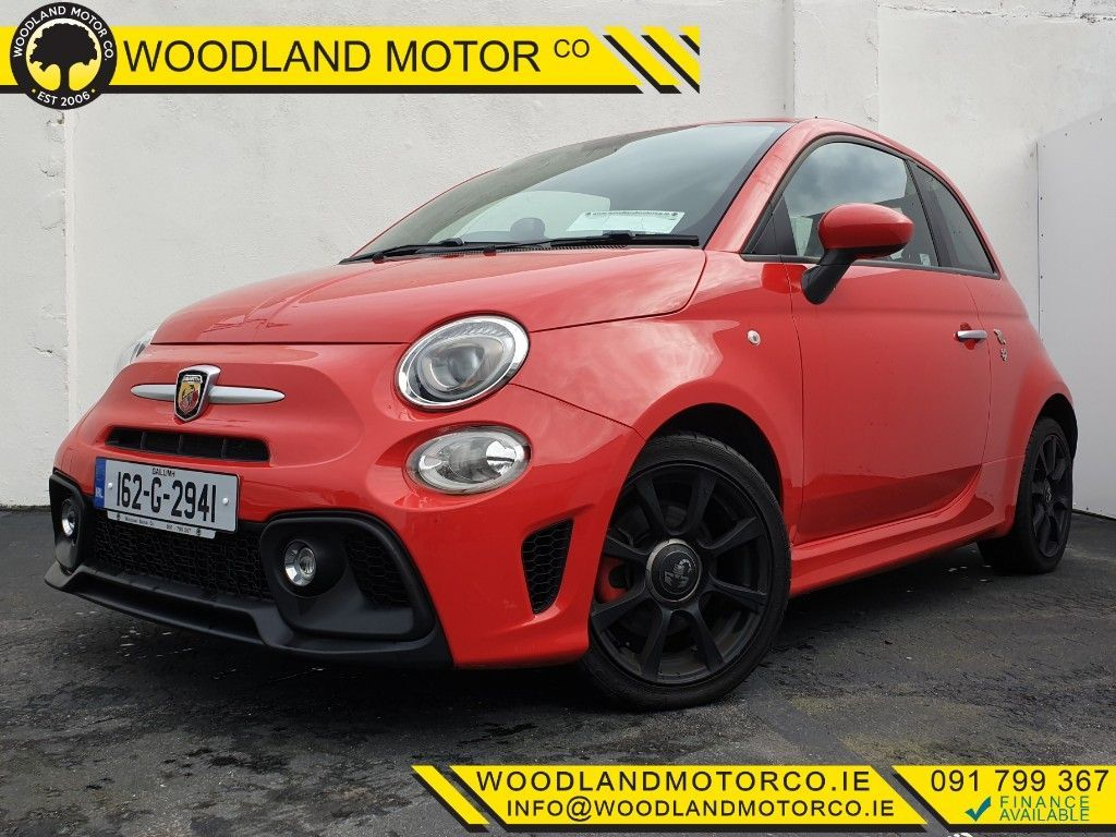 Abarth 500 *SPECIAL OFFER* 595 1.4 T-JET / TAX €280