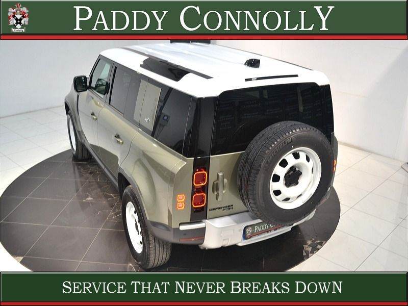 Used Land Rover Defender 202D *3 Seat N1 Commercial* 110 240D (2020 (201))