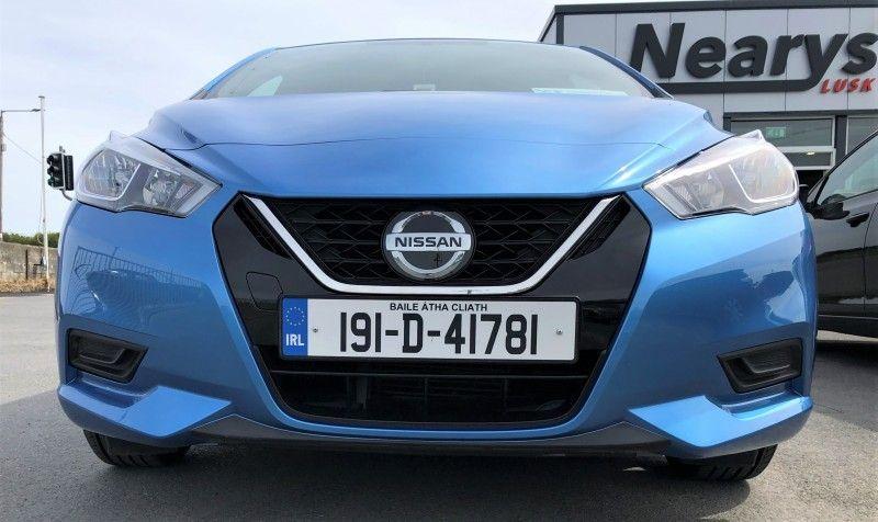 Used Nissan Micra 1.0 SV CVT 195 4DR AUTO (2019 (191))