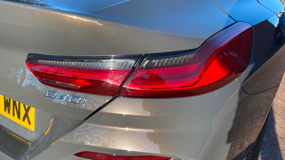 Image 22 - BMW 840i Gran Coupe (YE69WNX)