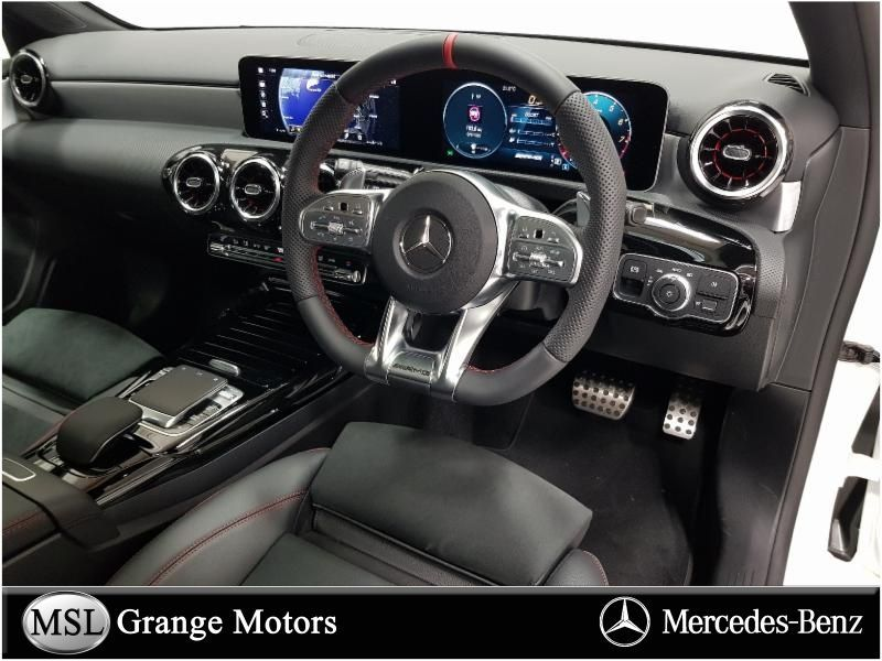 Used Mercedes-Benz A-Class A35 AMG 4Matic Saloon Auto (2021 (211))