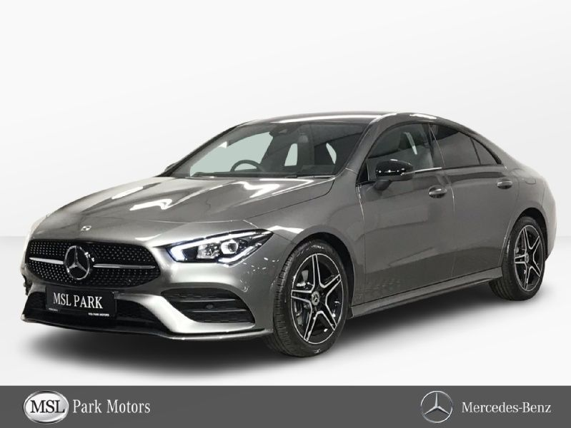 Mercedes-Benz CLA-Class 180 A/T Available to order - AMG Line - Night Package - Ambient Lighting - SmartPhone Integration Pack - Reversing Camera - Heated Seats