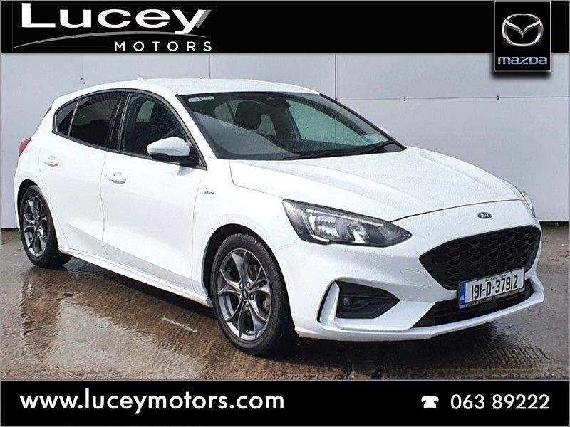 Used Ford Focus ST-LINE // PETROL // 125HP (2019 (191))