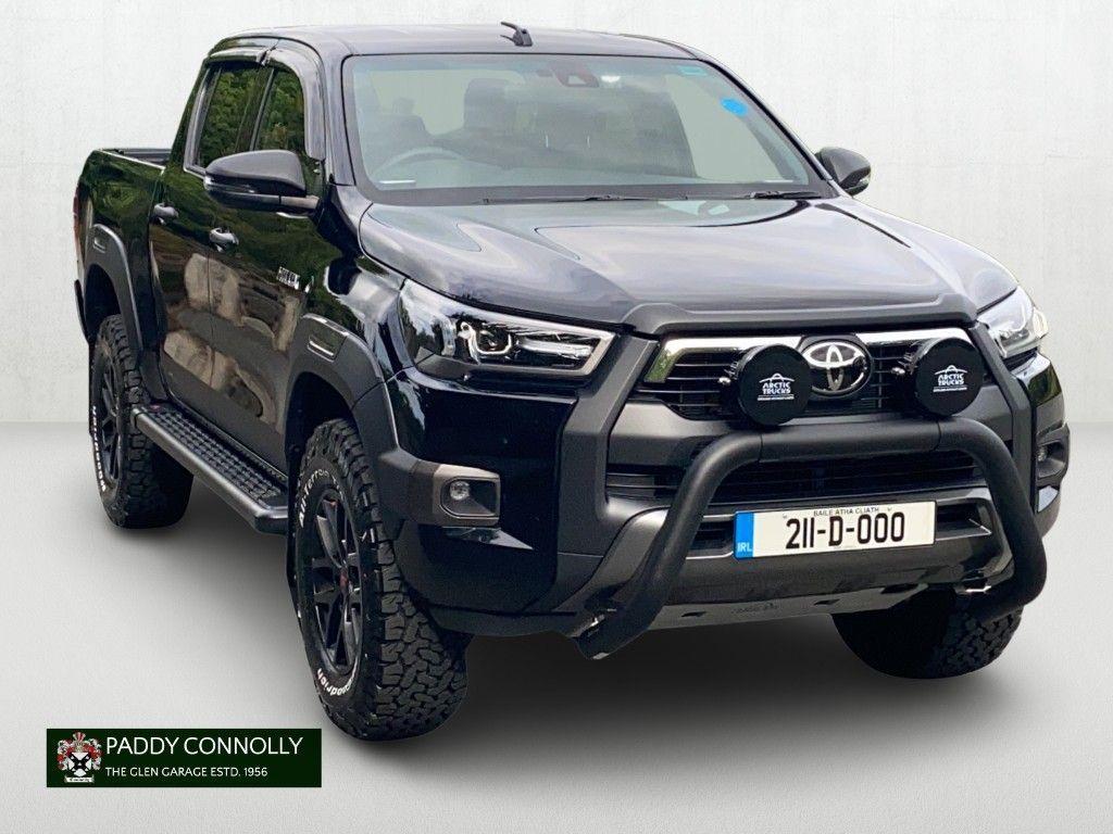 Toyota Hilux ARCTIC TRUCK ATU CREW CAB