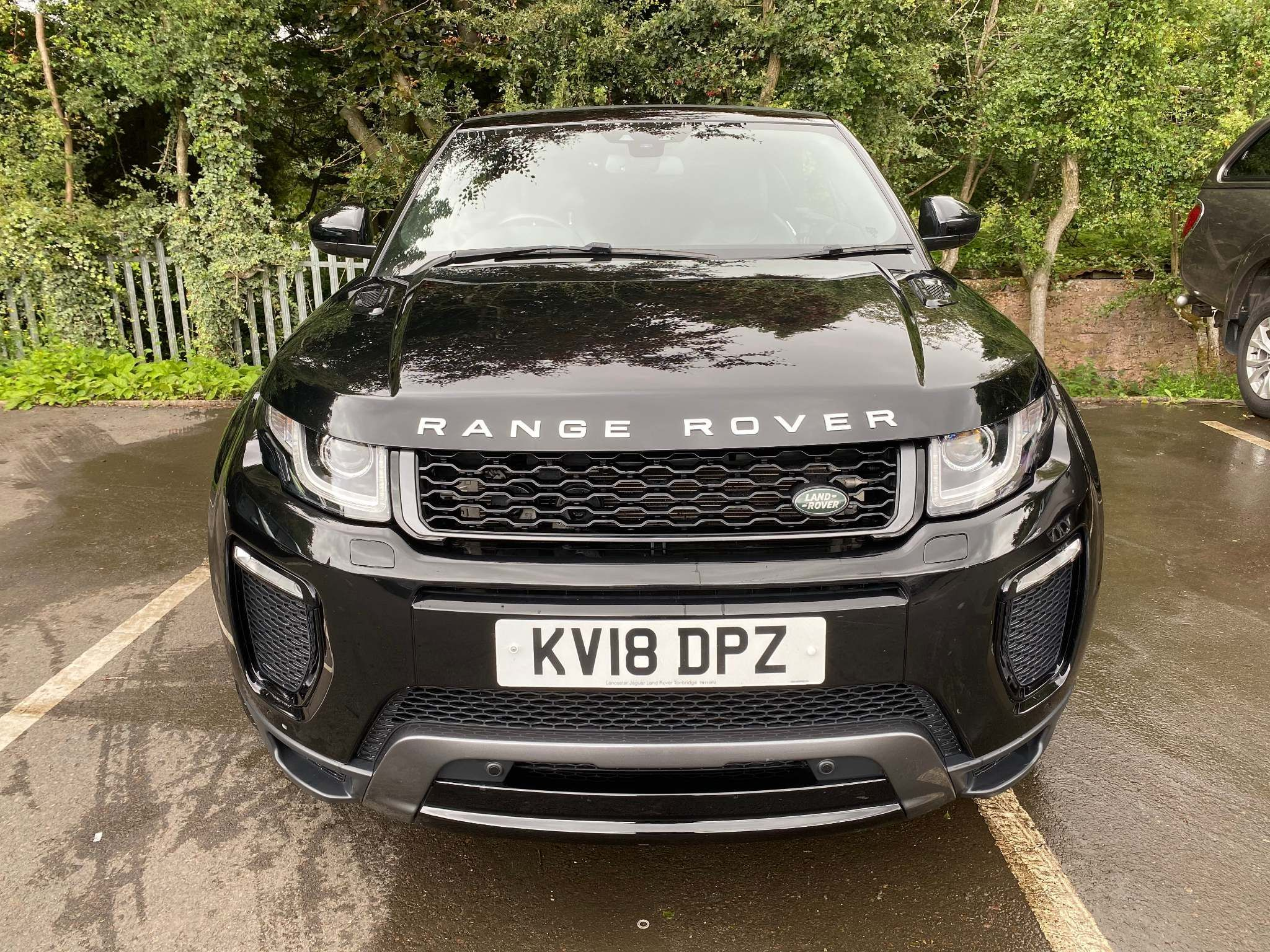 Land Rover Range Rover Evoque 2.0 SD4 HSE Dynamic Auto 4WD (s/s) 2dr