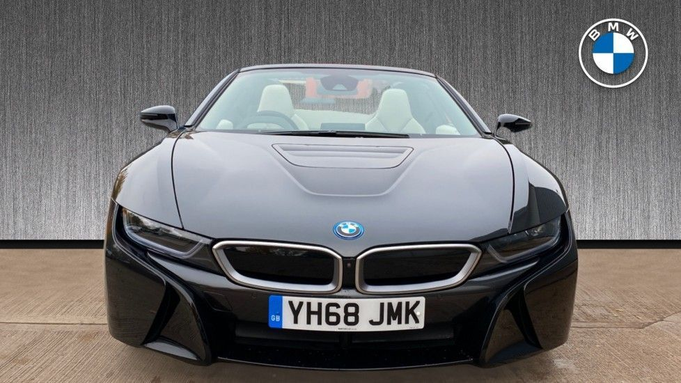 Image 16 - BMW Roadster (YH68JMK)