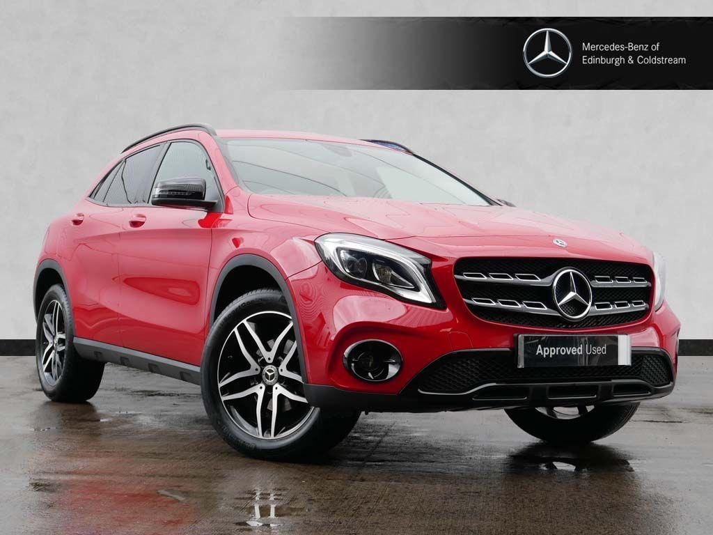 /Mercedes-Benz GLA-Class